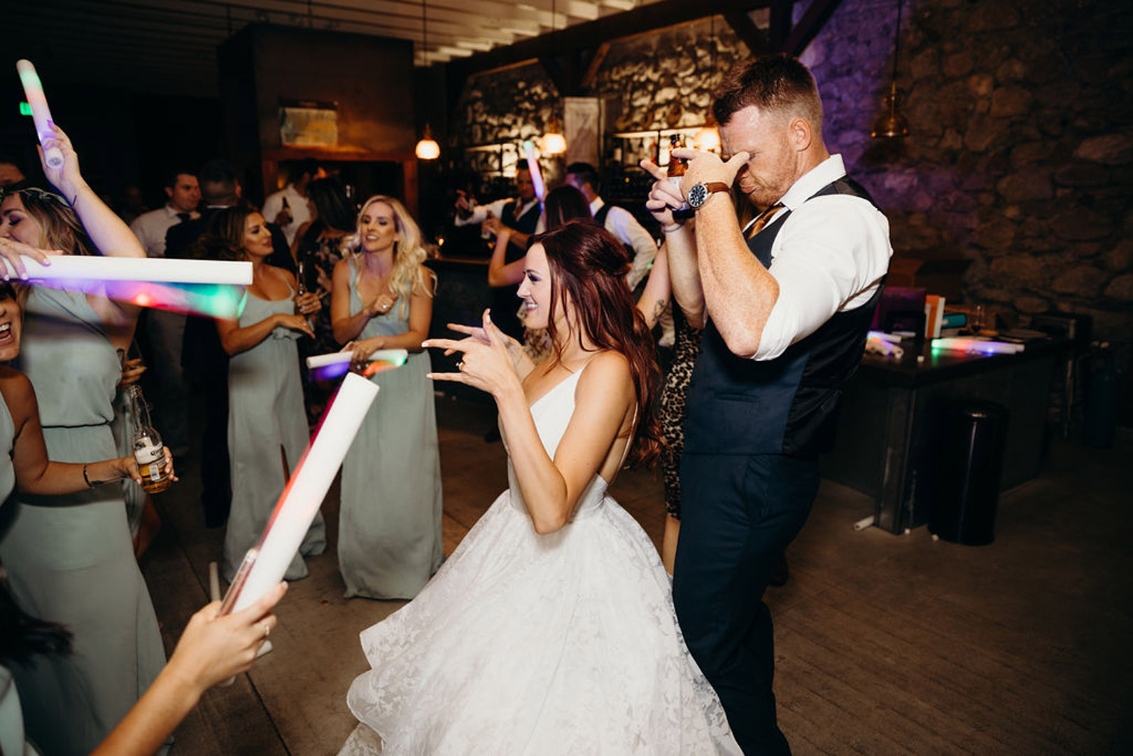 Wedding Music: DJ or Band?