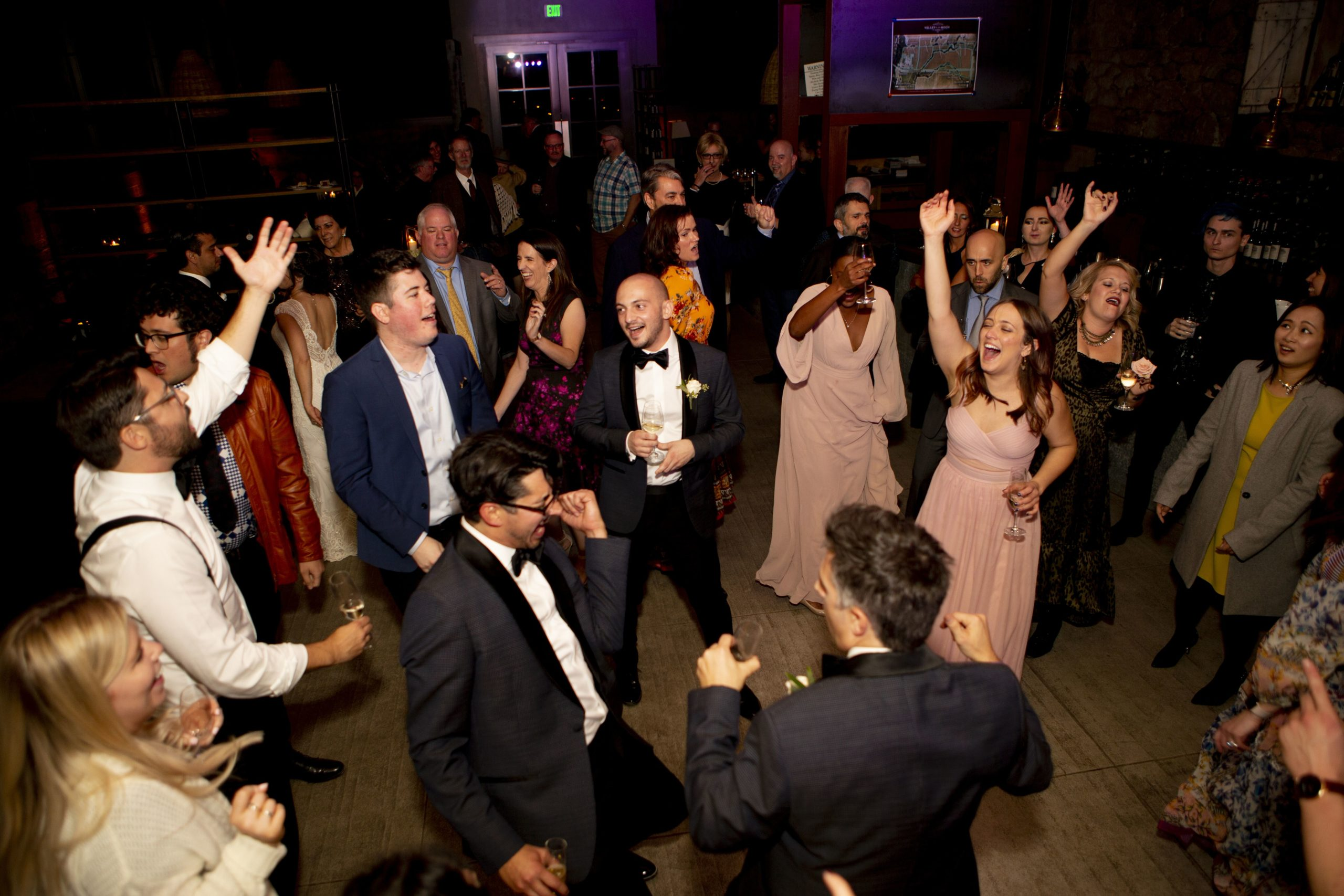 Wedding Etiquette-When to Leave the Party