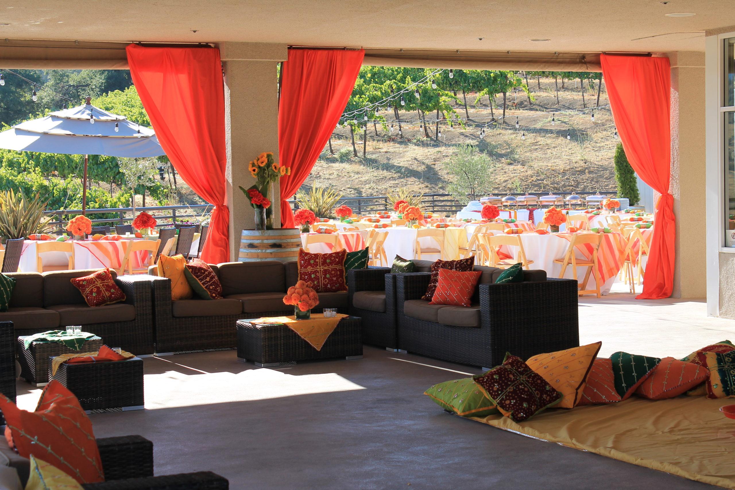 Sbragia Winery Lounge