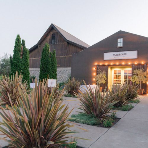The Profit on $1M in Wine Sales, Entrance of Valley of the moon Winery in Glen Ellen, California